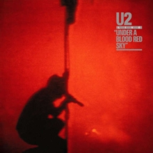 u2 live - under a blood red sky