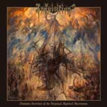 inquisition ominous doctrines of the perpetual mystical macrocosm (white vinyl)