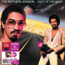 brothers johnson light up the night (pink vinyl)