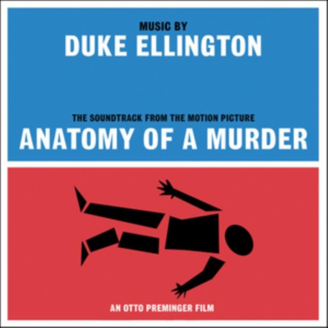 DUKE ELLINGTON - ANATOMY OF A MURDER LPNOTLP198 NEW VINYL ...